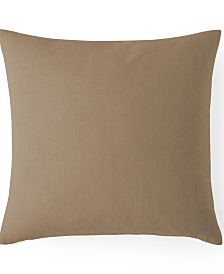 "Cambric Walnut 20"" x 20"" Square Cushion"