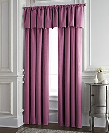 Cambric Berry Lined Drapery Panel