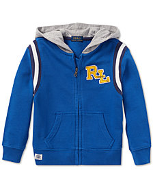 Polo Ralph Lauren Little Boys Cotton French Terry Hoodie