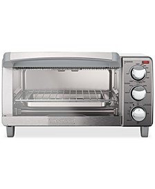 TO1760SS 4-Slice Toaster Oven