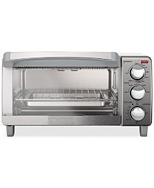 Black & Decker TO1760SS 4-Slice Toaster Oven