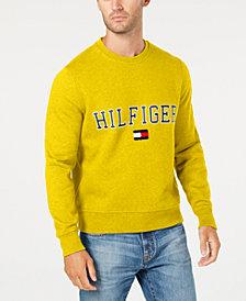 Tommy Hilfiger Men's Collegiate Logo Sweatshirt, Created for Macy's