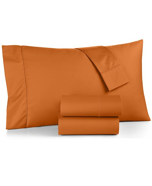 Charter Club CLOSEOUT! King 4-Pc Sheet Set, 550 Thread Count 100% Supima Cotton, Created for Macy's