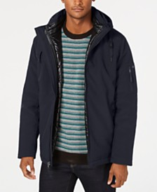 Calvin Klein Men's 3-In-1 Soft Shell Jacket