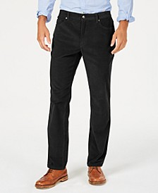 Men's Stretch Corduroy Pants, Created for Macy's