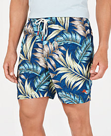 "Tommy Bahama Men's Naples Parque Palms 6"" Swim Trunks"