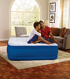 Simmons Beautyrest 17 inch Plush Aire Queen Size Raised Air Bed Mattress