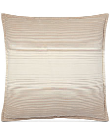 "Lauren Ralph Lauren Graydon Cotton Ombre 20"" Square Decorative Pillow"