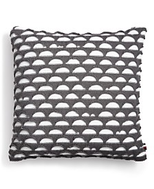 "Tommy Hilfiger Blackrock Knit 20"" Square Decorative Pillow"