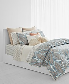 Lauren Ralph Lauren Hadley 120-Thread Count Bedding Collection