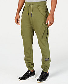 Punk Royal Men's Cargo Jogger Pants