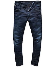 G-Star RAW Men's D-Staq 3D Skinny Jeans, Created for Macy's
