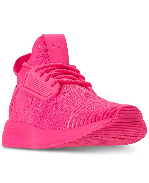 ... Puma Girls  Uprise Color Shift Jr Casual Athletic Sneakers from Finish  ... 7bdaf8bf9