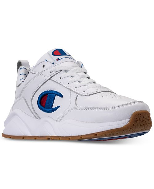 c009529282205 ... Champion Men s 93Eighteen Athletic Training Sneakers from Finish ...