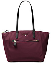 e3b506b8fae MICHAEL Michael Kors Kelsey Medium Top-Zip Tote