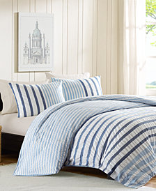 INK+IVY Sutton 3-Pc. Full/Queen Comforter Set