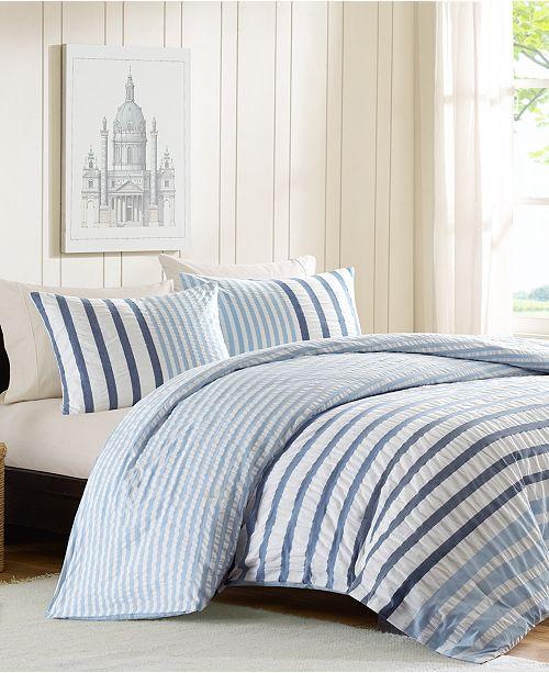 INK+IVY Sutton 3-Pc. Full/Queen Comforter Set