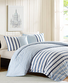 INK+IVY Sutton 3-Pc. Full/Queen Duvet Cover Set