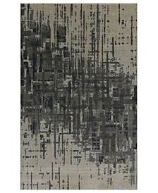 """Mosaic Reece Pewter 9'6"""" x 13'2"""" Area Rug"""