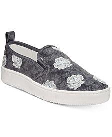 COACH C115 Slip-On Sneakers