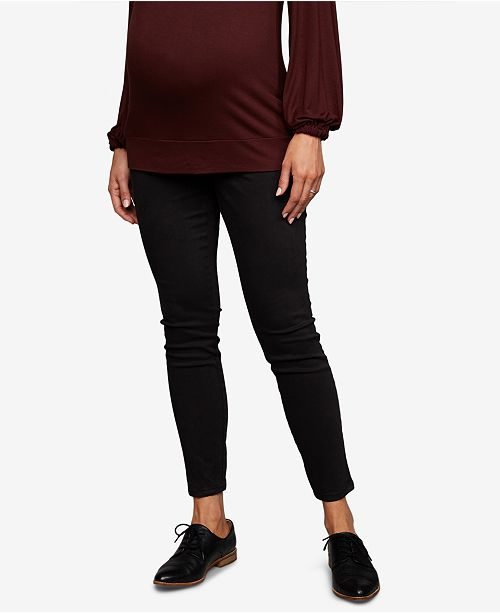 7d0b41fa5b8 A Pea in the Pod Maternity Skinny Ankle Pants   Reviews - Maternity ...