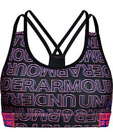Under Armour Big Girls HeatGear® Sports Bra
