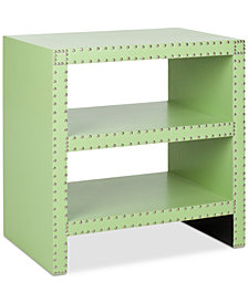 Lacey 2-Tier Side Table, Quick Ship