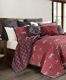 Woodland Plaid 3-Pc. Quilt Sets