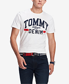 Tommy Hilfiger Men's Rivers Graphic T-Shirt, Created for Macy's