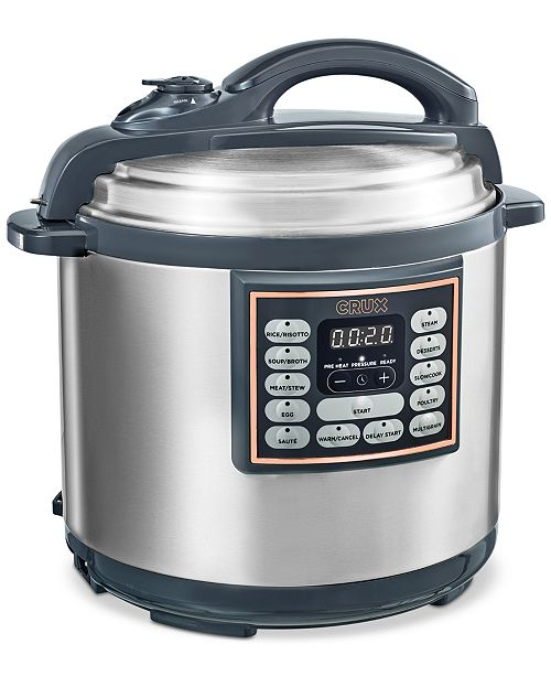 8 Qt 10 In 1 Programmable Multi Cooker