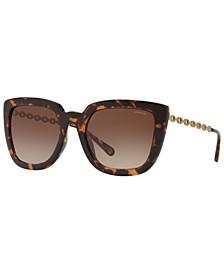 Sunglasses, HC8258U 56 L1064, Created for Macy's