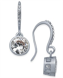 Cubic Zirconia Drop Earrings, Created for Macy's