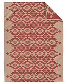 Pendleton Organic Cotton Jacquard Throw