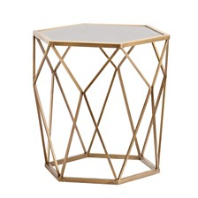Joell Accent Table, Quick Ship