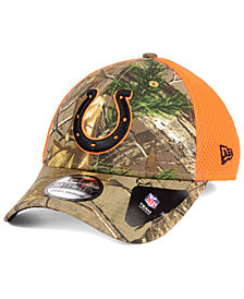 New Era Indianapolis Colts Realtree Hunter Neo 39THIRTY Stretch Fitted Cap