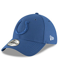 New Era Indianapolis Colts Official Color Rush 39THIRTY Stretch Fitted Cap