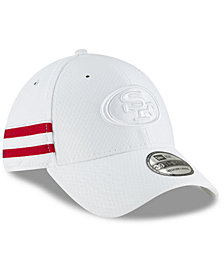 New Era San Francisco 49ers Official Color Rush 39THIRTY Stretch Fitted Cap