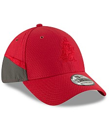 New Era Tampa Bay Buccaneers Official Color Rush 39THIRTY Stretch Fitted Cap