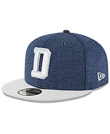 New Era Boys' Dallas Cowboys Sideline Home 9FIFTY Cap