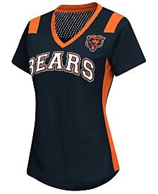G-III Sports Women's Chicago Bears Wildcard Jersey T-Shirt