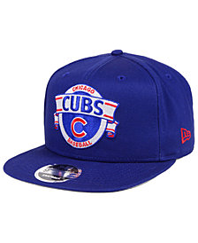 New Era Chicago Cubs Banner 9FIFTY Snapback Cap