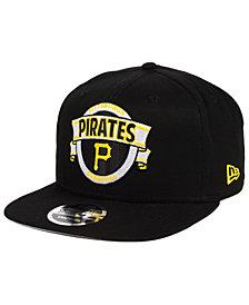 New Era Pittsburgh Pirates Banner 9FIFTY Snapback Cap