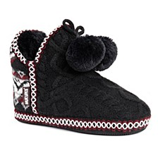 Women's Amira Boot Slippers
