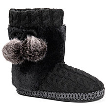 Muk Luks® Women's Coralee Boot Slippers