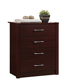 4-Drawer Chest in Mahogany