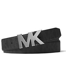 Michael Kors Men's Logo Belt
