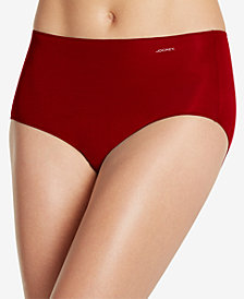 Jockey No Panty Line Promise Hip Brief 1372, also available in extended sizes