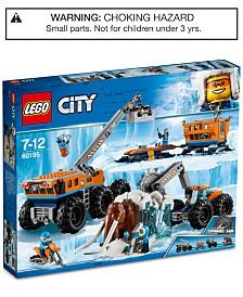LEGO® Arctic Mobile Exploration Base 60195