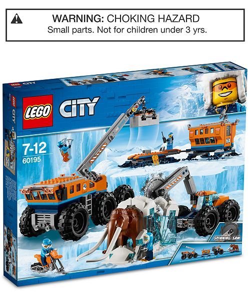 LEGO® Arctic Mobile Exploration Base 60195