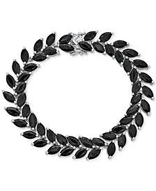 Sapphire Vine-Inspired Fancy Bracelet (30 ct. t.w.) in Sterling Silver